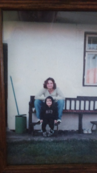Grandmothers house 1999